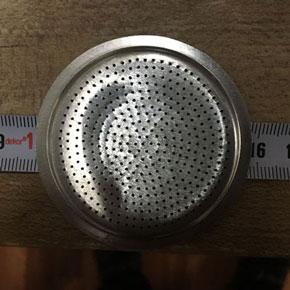 Bialetti Moka Pot 3Cup Filtre