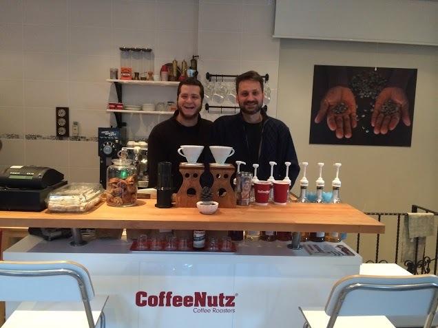 CoffeeNutz-Lab